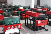 Scourer making machine ,8 wires 4 balls scourer making machine ,Hot sale scourers machine