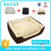 Top quality best orthopedic dog beds/covered dog bed/cute cat beds