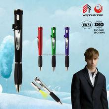 2015 promotional led light ball pen