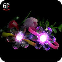 Innovative Products Party Favor Colorful Glowing Led Bracelet