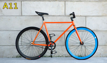 700C Steel Fixed Gear Bike Road bike