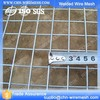 Square Wire Mesh 10X10 Decorative Welded Wire Fencing Panels Dog Wire Cage