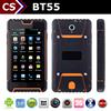Cruiser BT55 NFC storage Rugged Waterproof Cell Phone