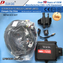 Electronic control unit for CNG System