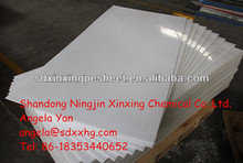 synthetic ice rink barrier hdpe sheet with good impact resistance