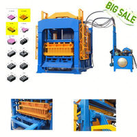 QT4-15 scrap yards in uae price in india brick block machine