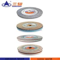 Aluminium Wheel Polishing / Grinding Wheel for Wood
