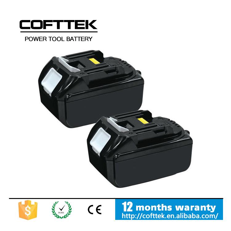 Makita 18v battery li ion for power tool bl1845 - Batterie makita 18v 5ah ...