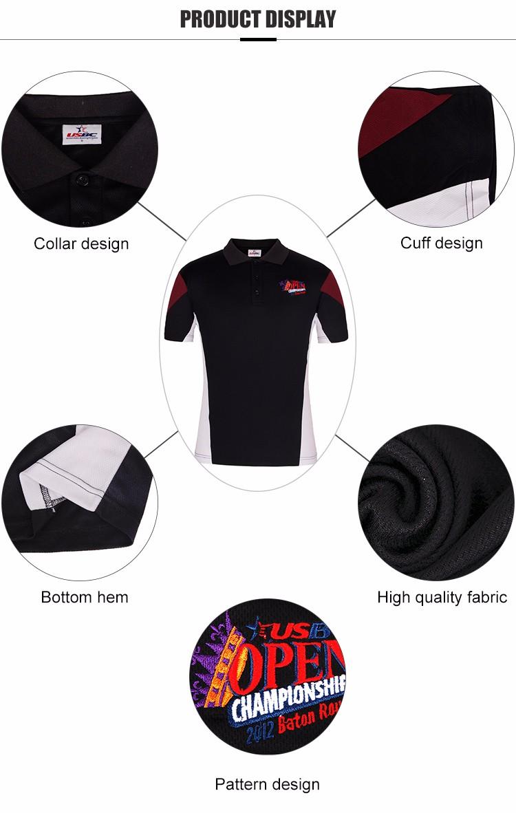 Camisas de Polo al por mayor de Costura del Poliester Hecho En China ...