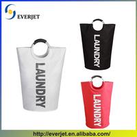 Wholesale online foldable polyester strotage basket heavy duty laundry bag