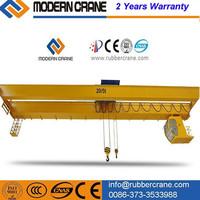 Double Girder Heavy Duty Overhead Traveling Crane/Bridge