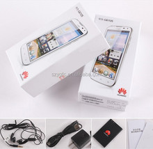 Huawei G610C mobile phone 3G Android 4.1 dual card dual Qualcomm quad core 5 inch GSM/CDMA2000 with gifts