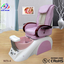 Hottest durable pedicure spa chair 2014/gold seal systems pedicure chair/nail spa massage chair pedicure chair KM-S171-5