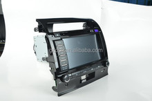 8 inch 4.4.4 android car dvd player with reversing camera for toyota Land Cruiser 200 1024*600 1G+16G quad core optional WS-8888