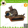brown color popular corrugated carboard cats products