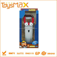 hot selling saw tool toy and electric cartoon saw toy