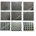 venta caliente de acero perforado del metal de hoja