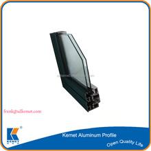 thermal break aluminum frame to make window