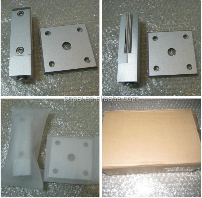 Einfache design außen aluminium handlauf für treppen-Brüstung und ...