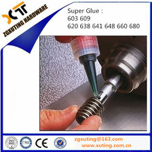 603 609 620 638 641 648 660 680 Retaining Compound Oil Tolerant Cylindrical fixing glue