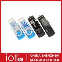 2GB Customized Logo Print Promotional Flash Drive USB