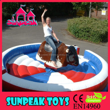 SP-1459 Fighting Game Inflatable Mechanical Bull