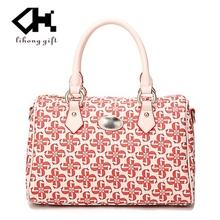 2015 High quality fashion woman handbag leather lady handbag brand