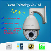 """30X 6"""" Optical Zoom 1080P High Speed Dome 2Mp Full HD Auto-Tracking PTZ Camera"""
