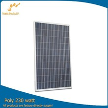 Best Price per watt solar panels 235W with A Grade solar cells