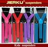 Fashion Belt/candy Color Clip On Braces kids/child-Y-back Suspenders/Adjustable Braces-wholesales&retail