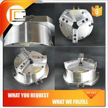 3 mascella verticale attraverso- Foro driiing olio idraulico mandrino utilizzati stampi ad iniezione per la plastica
