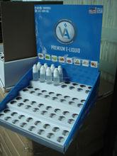 modello di scatola di cartone per l'e-liquido