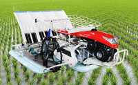 Manual Gasoline Engine Rice Transplanter Machine Price