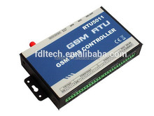 GSM RTU controller 5011 GSM SMS controller M2M telemetry,industry automation plc control,remote reading water meter system