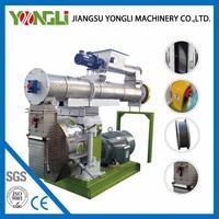 China supplier CE small pto ring die wood pellet mill for sale