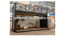 cheap new design bunk container homes from Chinese supplier