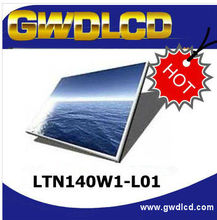 "Shenzhen Screen Distributor for 14"" Second Hand Lcd Monitor LTN140W1-L01"