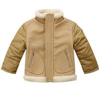2015Latest design Boys winter jacket