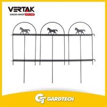 Professional garden supplier competitive price metal garden fence lawn edging
