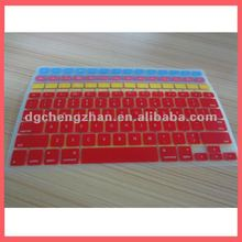 Custom silicone laptop keyboard skin 2012