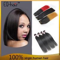 100% virgin malaysian hair weaving,natural color vigin hair ,silk straight malaysian virgin hair