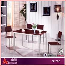 Luxury outdoor teak wood table and chair garden wooden furniture garden set/dinning table luxury