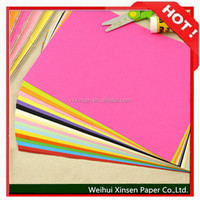 Color paper board/black paper/Excellent wood pulp/180gsm