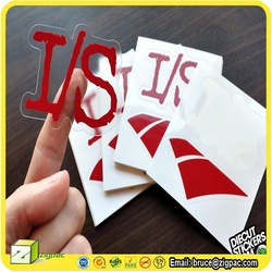 VS002095,pvc printing sticker,screen printed vinyl stickers