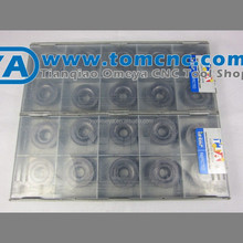 High precision carbide milling inserts iscar insert carbide