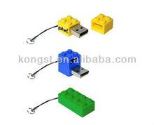 building blocks terminal usb flash drive