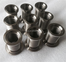 bellows valve DN25 stainless steel bellows for valve use,compressible hose,SUS304