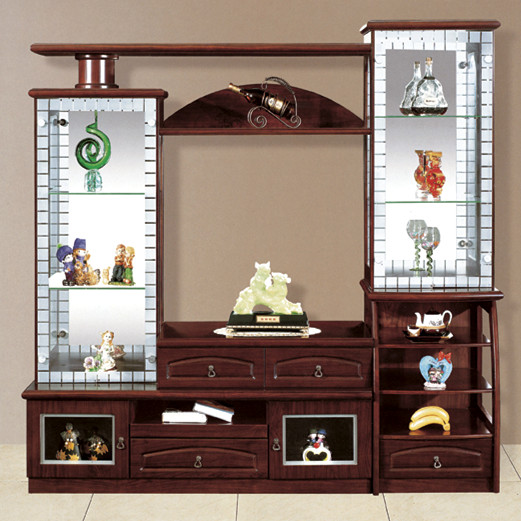China Manufactory Promotional Wood Tv Lcd Cabinet 808 Tv