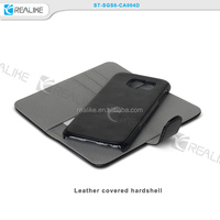 Leather Case for Sumsung S6, case for s6 edge leather cover OEM / ODM welcome