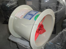 Good quality good price low noise ventilation use FRP axial fan
